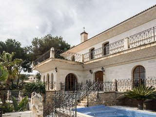 Fantastic villa with wonderful panoramic views - Palma de Mallorca vacation rentals