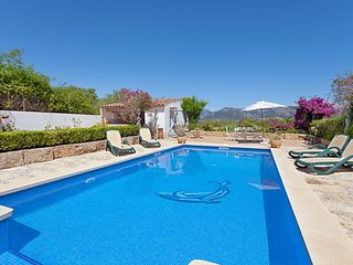 Cozy house with private pool and mountain views - Palma de Mallorca vacation rentals