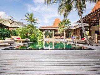 Spacious, Modern, Luxurious Canggu Villa w 2 Pools - Canggu vacation rentals