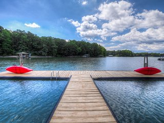 The Perfect Family or Corporate Retreat! - Troutman vacation rentals