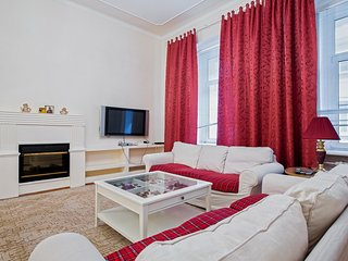 Wonderful apartment near the Red Square - Moscow vacation rentals