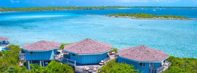 Lovely 2 Bedroom Villa in Fowl Cay - Staniel Cay vacation rentals