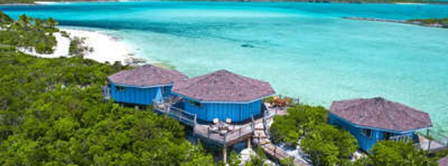 Fabulous 2 Bedroom Villa in Fowl Cay - Staniel Cay vacation rentals