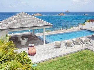 Perfect 3 bedroom Gustavia Villa with Internet Access - Gustavia vacation rentals