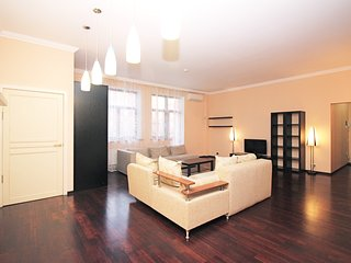 Great apartment in the city centre - Moscow vacation rentals