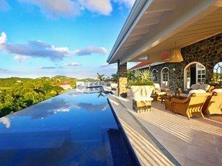 Extraordinary 5 Bedroom Villa in Cap Estate - Cap Estate vacation rentals