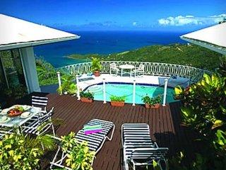 Wonderful 2 Bedroom Villa in Tortola - Tortola vacation rentals