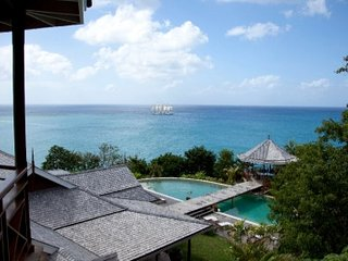 Lovely 6 Bedroom Villa in Marigot Bay - Marigot Bay vacation rentals