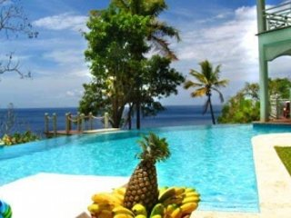 Beautiful 5 Bedroom Villa in Anse Chastanet - Cap Estate vacation rentals