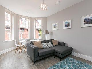 Stylish New 1 Bedroom Apt WIFI PARKING - Belfast vacation rentals