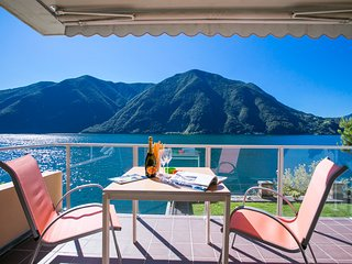 Gorgeous 2 bedroom Condo in Lugano - Lugano vacation rentals