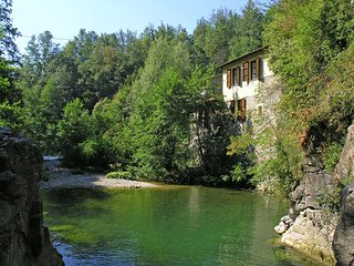 Lovely 3 bedroom Villafranca in Lunigiana Villa with Deck - Villafranca in Lunigiana vacation rentals