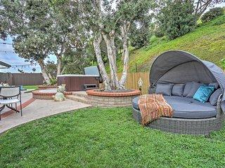 Immaculate 5BR Solana Beach House w/Hot Tub - Solana Beach vacation rentals