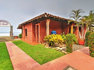 NEW! 'Red Casa' 2BR Troncones House w/Wifi! - Ixtapa vacation rentals