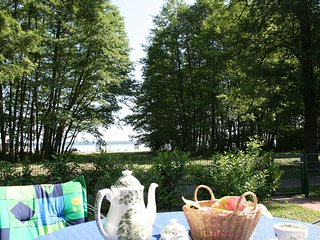 Bungalow am Grimnitzsee mit Seeblick - Joachimsthal vacation rentals