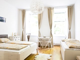 apartment centre Prater Daunbe 2 - Vienna vacation rentals