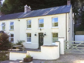 TEIFI HOUSE, comfortable cottage, en-suite, woodburner, WiFi, nearby river walks, in Cilgerran, Ref 929245 - Cilgerran vacation rentals