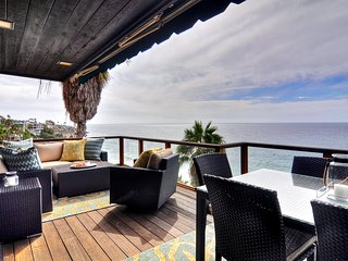 Laguna Beach Oceanfront Dreamhouse - Laguna Beach vacation rentals
