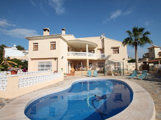 Carmen - holiday home on the beautiful Costa Blanca in Calpe - Calpe vacation rentals