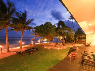 South Point Villa luxury family villa on the beach. fully staffed,  pool, - Galle vacation rentals