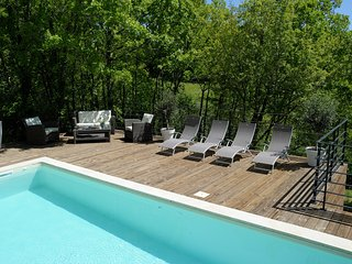 laviste house with heated pool - Puy-l Eveque vacation rentals