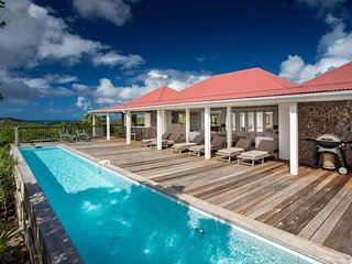 Villa Supersky at St. Jean, St. Barth - 2 Pools, Spacious Terrace - Saint Jean vacation rentals