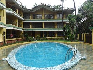 2BHK 1ST Floor A Block Jade - Arpora vacation rentals