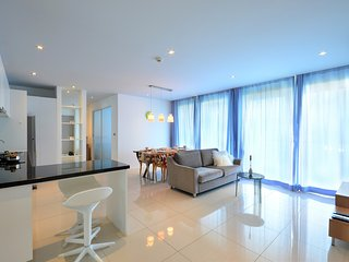 Luxury Seaview 2 Bedroom Condo Close To Beach - Jomtien Beach vacation rentals