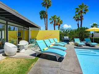 Gorgeous House with A/C and Television - Palm Springs vacation rentals
