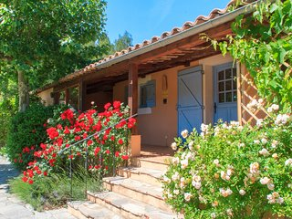 Gite des Olives Pet-Friendly 2 Bedroom Rental with Hot Tub and Balcony - Brignoles vacation rentals