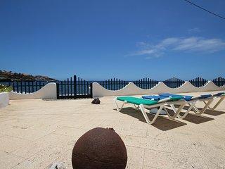 Authentic rock house in front of the Ocean - Poris de Abona vacation rentals
