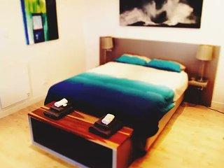 Modern apartment on the sea front - De Kelders vacation rentals