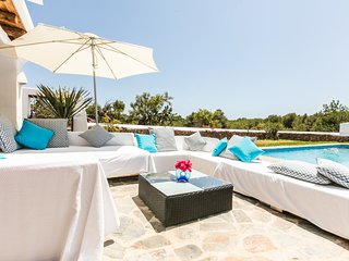 Stunning Family Friendly Ibiza style villa 7 bedrooms and private swimming pool - Sant Carles de Peralta vacation rentals
