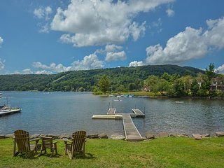 Lake & slope views within minutes from area activities! - McHenry vacation rentals