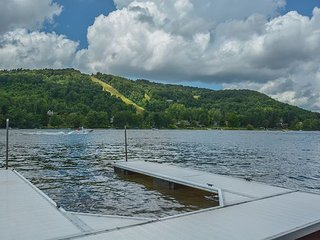 Panoramic Lake & Ski Slope Views - McHenry vacation rentals