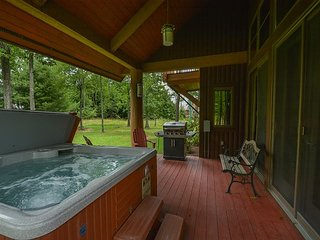 Ski In/Ski Out with Outdoor Hot Tub - McHenry vacation rentals