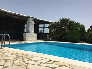 'Araxovoli' Stone Houses (Seahorse) - Apikia vacation rentals