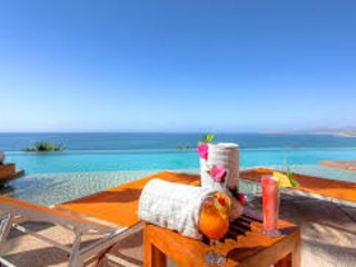 Ocean Front 2 Bedroom/3 Bathroom Condo-2000 SQ FT - San Jose Del Cabo vacation rentals