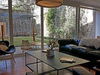 Luxury design house & garden/heart Palermo Soho - Buenos Aires vacation rentals