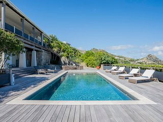 Villa Claridge St Barts, Stunning Atlantic views, a truly palatial villa - Anse Des Cayes vacation rentals