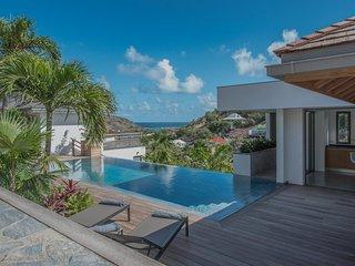 Beautiful 5 Bedroom Villa in Petit Cul de Sac - Petit Cul de Sac vacation rentals