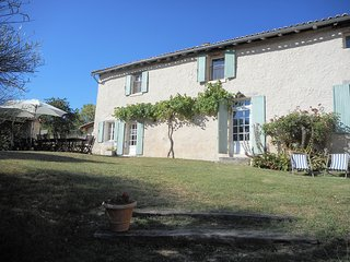 Nice 6 bedroom Gite in Salles-Lavalette - Salles-Lavalette vacation rentals