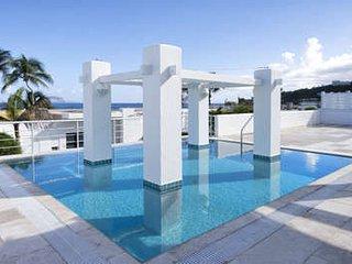 Magnificent 2 Bedroom Villa in Dawn Beach - Oyster Pond vacation rentals