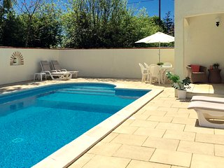 Luxury Villa With Private Heated Pool - Le Champ-Saint-Pere vacation rentals