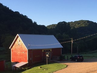 Renovated Barn - Scrappin' on the Ranch - Winona vacation rentals