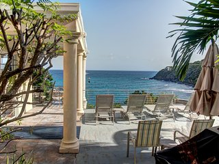 Sanctuary  St John USVI - Luxury Villa Rental - Cruz Bay vacation rentals