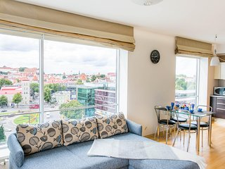 Apartment with city view in Viru Square - Tallinn vacation rentals