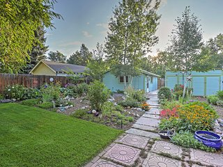 Lovely Fort Collins Studio w/ Beautiful Garden! - Fort Collins vacation rentals