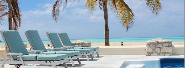 Island View Beach House 5 Bedroom SPECIAL OFFER - Jolly Harbour vacation rentals