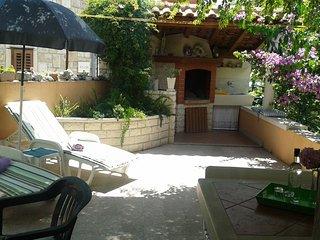 Nice 2 bedroom Apartment in Postira - Postira vacation rentals
